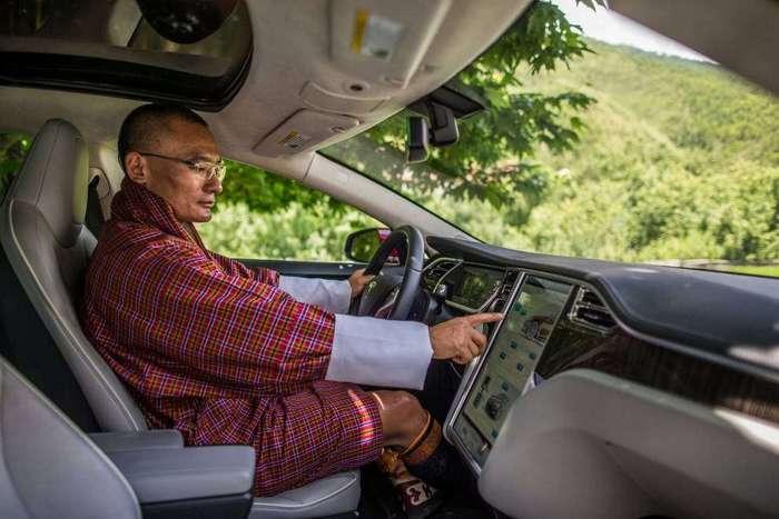 Как живёт современный Бутан