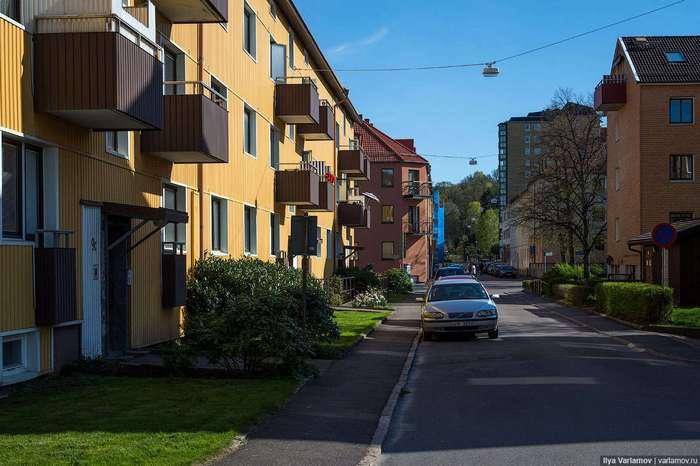 Как живут простые шведы