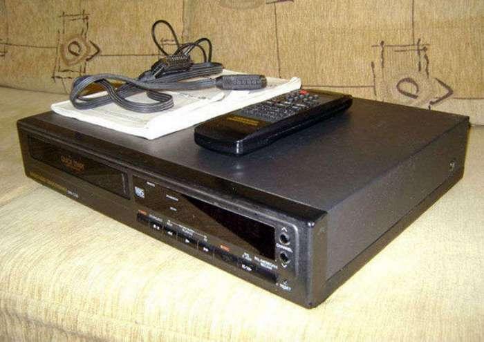 Какие видеомагнитофоны выпускали в СССР