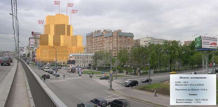 Какой была бы Москва, если бы деньги не кончились