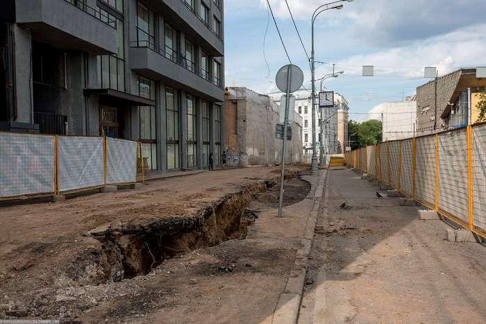 Караул! Снова что-то не так в Москве