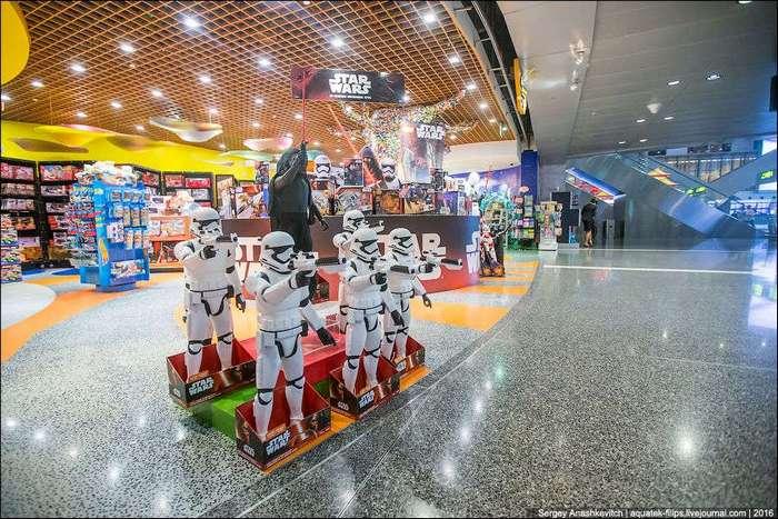 Когда все для людей. Аэропорт Доха (DOH)
