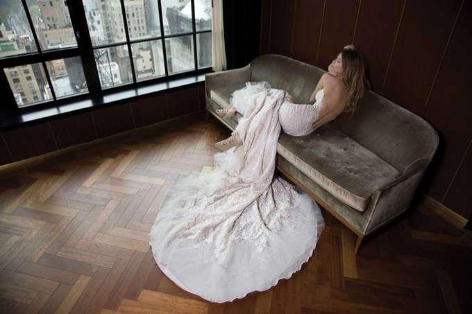 Коллекция свадебных платьев Berta
