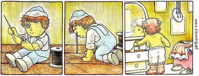 Комиксы и рожи - 65