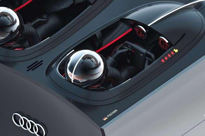 Концепт грузовика Audi