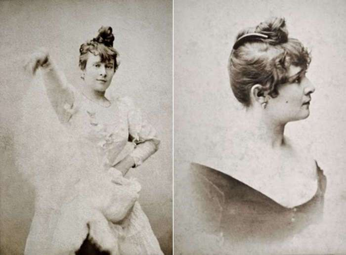 «Королева парижской чувственности» Ла Гулю: от звезды кабаре «Мулен Руж» до бездомной нищенки