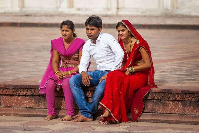 Короткая остановка в Индии. Невероятный Тадж-Махал