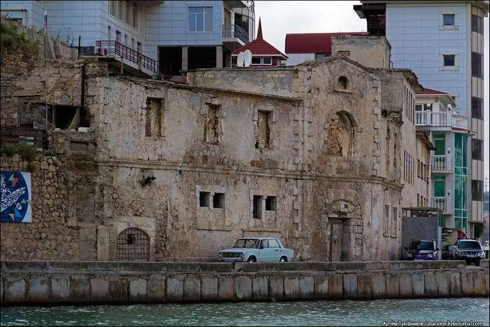Красота и убожество крымского побережья …
