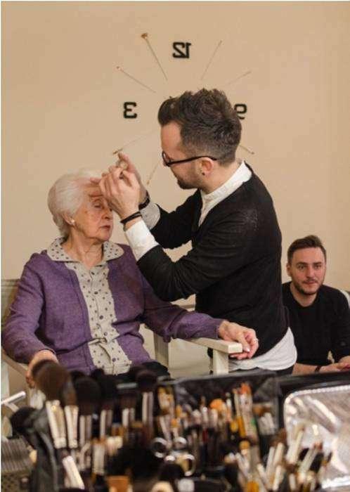 Красота в любом возрасте: бабушки выступили моделями для журнала мод