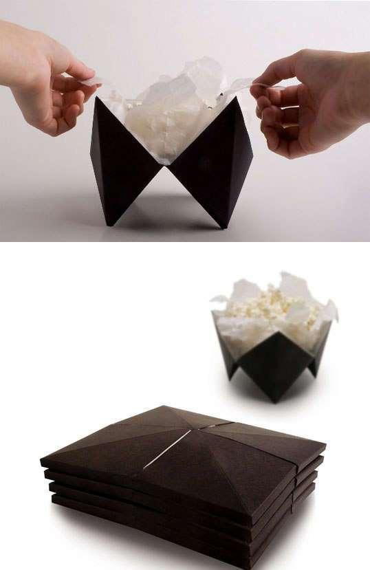 Креативный подход к упаковке