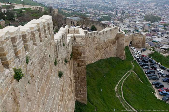 Крепость самого древнего города России