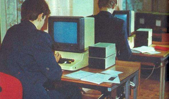 Кто был первым хакером в СССР! Киберпанк-83