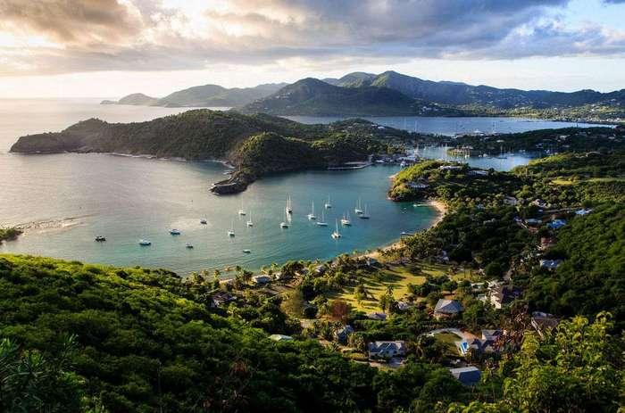 Куда поехать без визы в 2016 году? (часть 4. Америка и Вест-Индия)