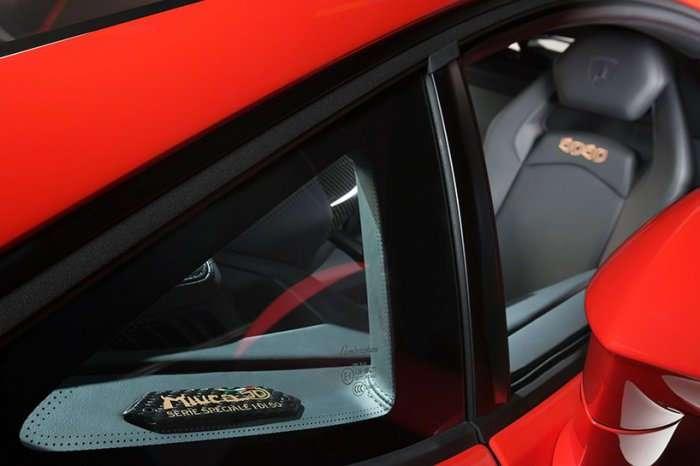Lamborghini Aventador Miura Homage: как горячие пирожки