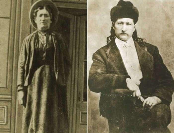 Легенда Дикого Запада Джейн-катастрофа: девушка, которая переодевалась мужчиной ради поиска приключений