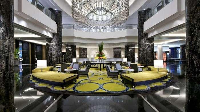 Любимые отели знаменитостей