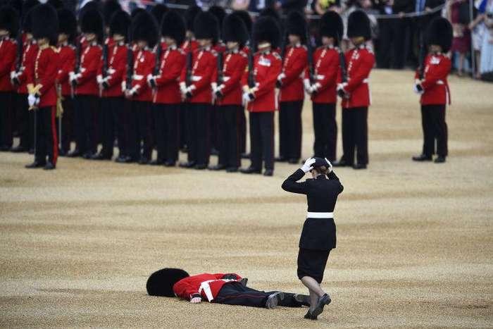 Лучшие кадры июня от фотографов агентства Reuters