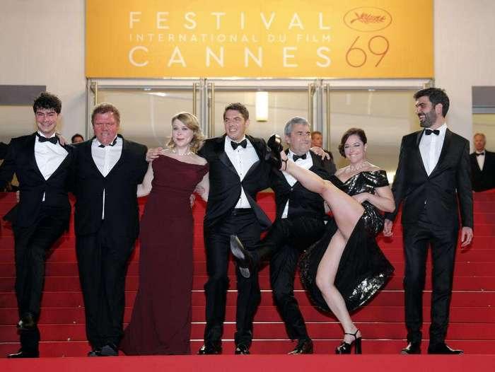 Лучшие наряды знаменитостей на красной дорожке Каннского кинофестиваля 2016