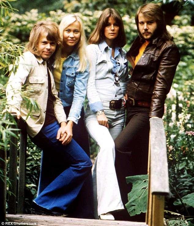 Mamma Mia: участники ABBA впервые за 30 лет воссоединились!