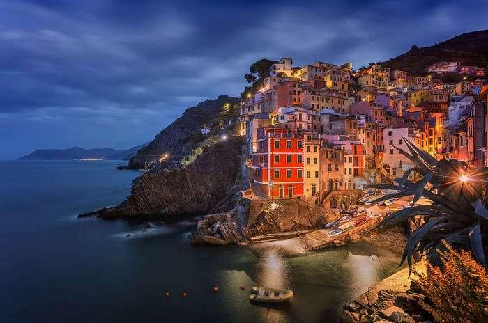 Манарола: красочный уголок Италии