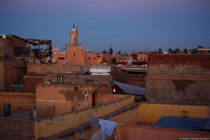 Марокканские сказки: Его величество Марракеш