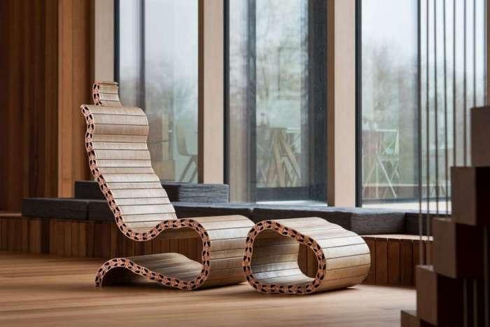 Мебель для взрослых, которые в детстве не наигрались в «Лего»