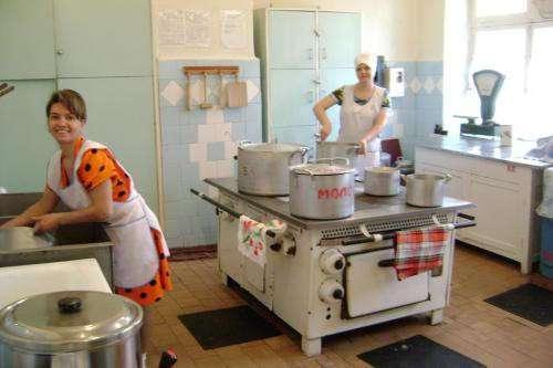 Мифы о советских столовых