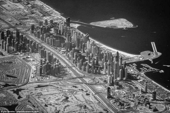 Мир, каким вы его никогда не видели: аэрофотосъёмка в инфракрасном диапазоне
