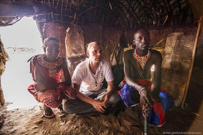 Настоящая Африка. Племя Самбуру