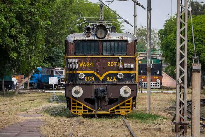 Национальный железнодорожный музей в Дели