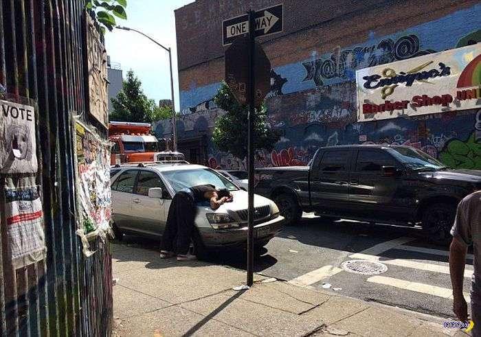 Нью-Йорк познакомился со спайсами
