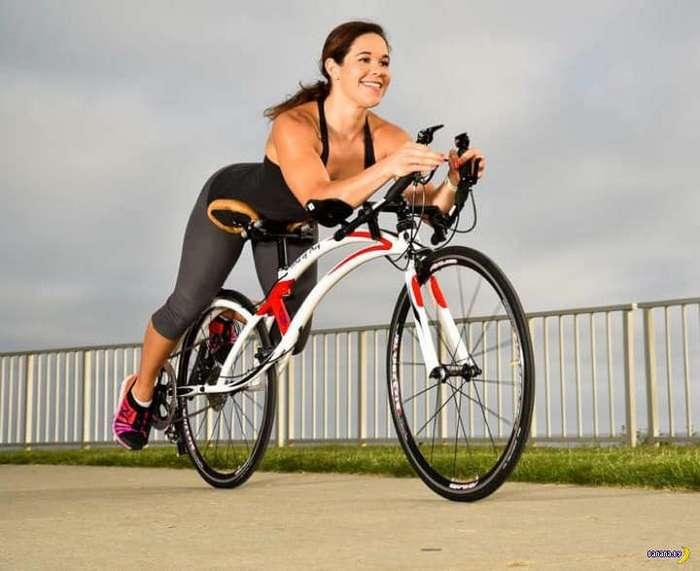 Новая посадка для велосипедистов