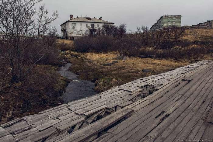 Новая Териберка: ландшафты ядерного апокалипсиса