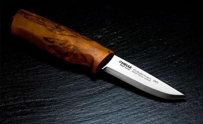 Ножи, которыми гордятся целые страны