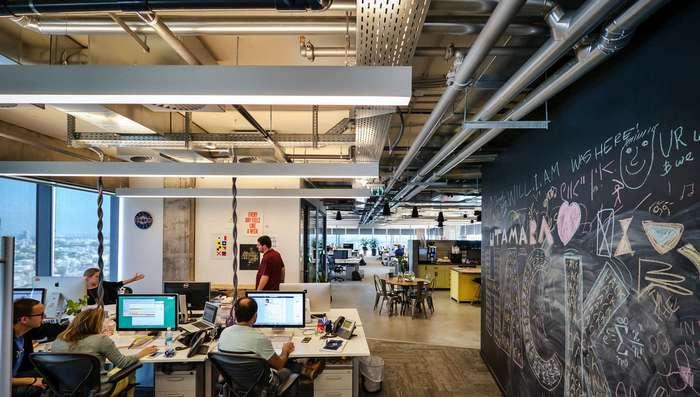 Офис компании Facebook в Израиле
