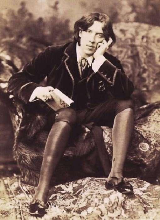 Оскар Уайльд – денди, который всегда выходил за рамки дозволенного
