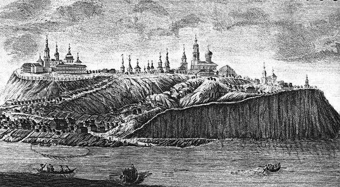 Остров Свияжск – неприступный форпост России с трагической историей