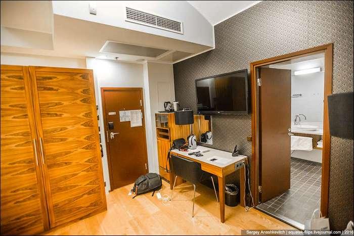 Отель-тюрьма в Финляндии. 4 звезды