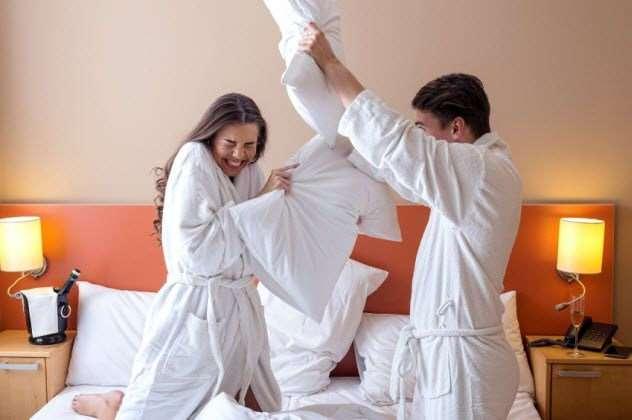 Отели, предлагающие необычные дополнительные услуги