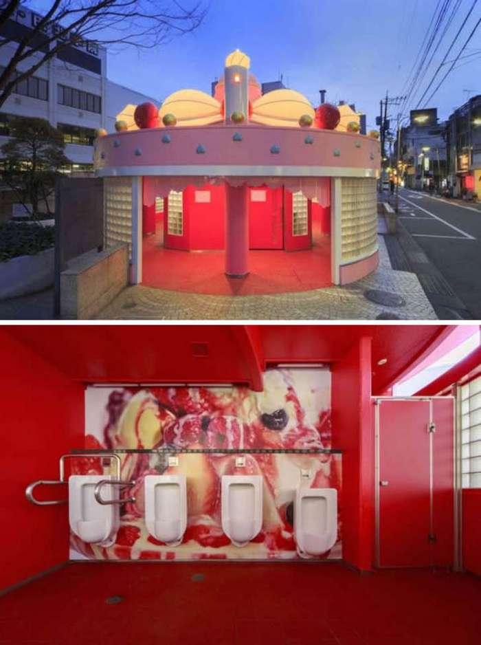 По нужде, да не в обиде: самые необычные общественные туалеты