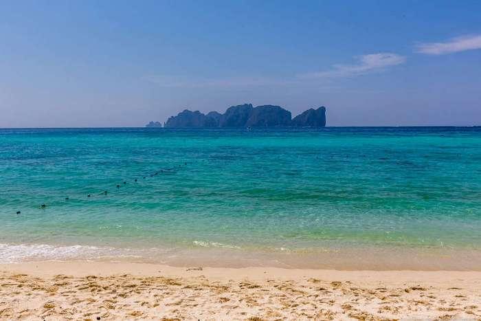 По пляжам Андаманского моря: острова Пхи-Пхи