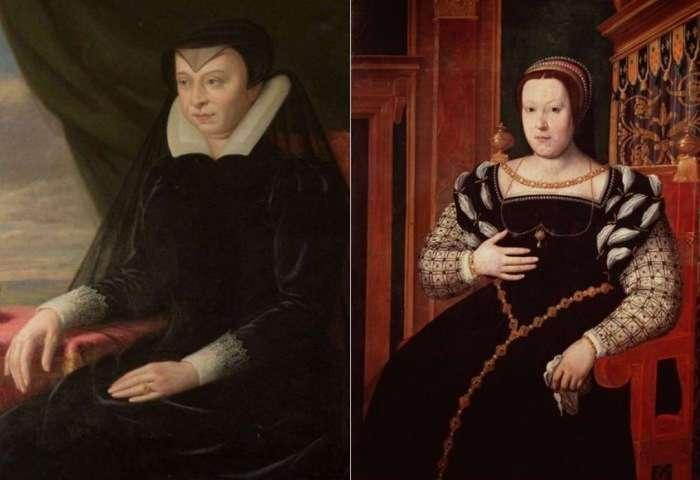 Почему Екатерину Медичи называли «черной королевой», или Тайны Варфоломеевской ночи
