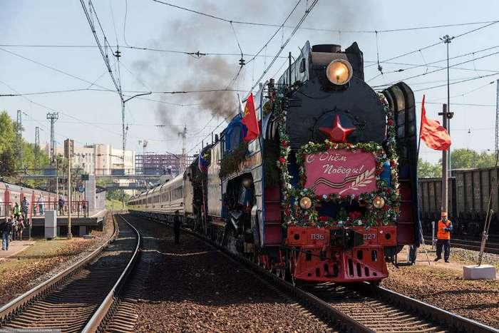 Поезд Победы