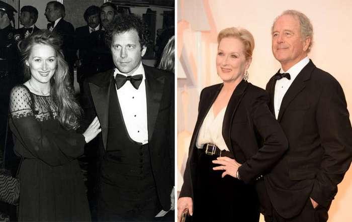 «Пока смерть не разлучит нас»: долгие и счастливые браки случаются даже в Голливуде