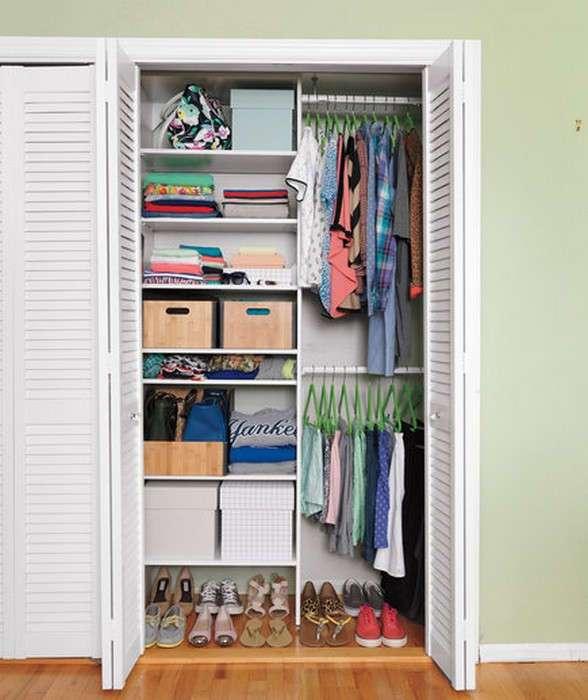 «Поместится всё!»: 10 секретов грамотно организованного гардероба