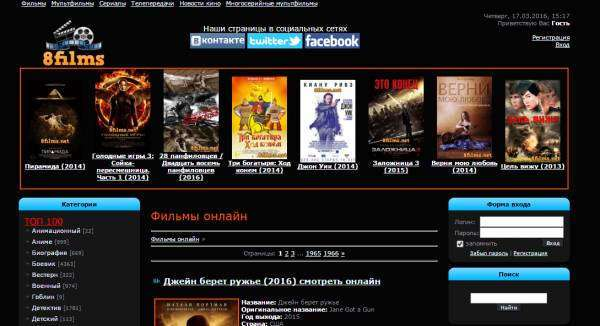 Популярные жертвы Роскомнадзора