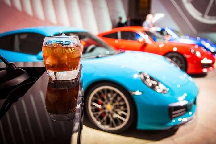 Презентация нового Porsche 911 Carrera