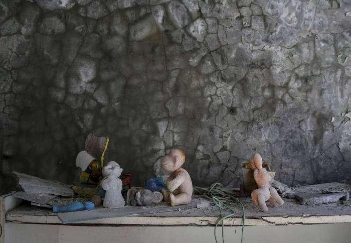 Призраки Чернобыля
