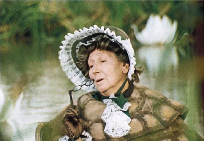 Рина Зеленая: маленькие роли большой актрисы