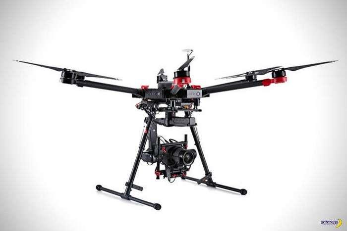 Роллс-Ройс среди дронов
